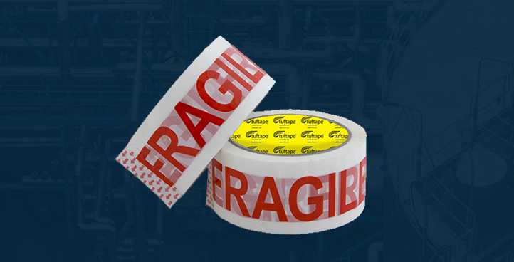 Printed Packaging Tape (BOPP)