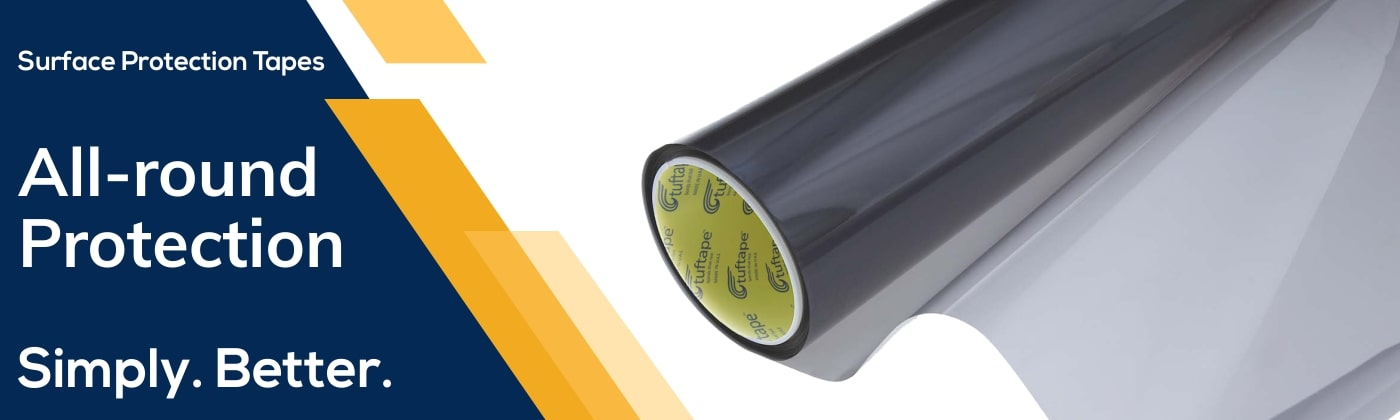 Surface Protection Tape Banner